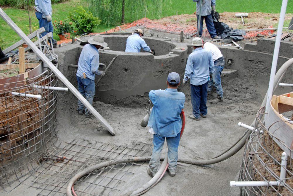 Pool Services - Pool Construction - Pool Design - Inground Pools